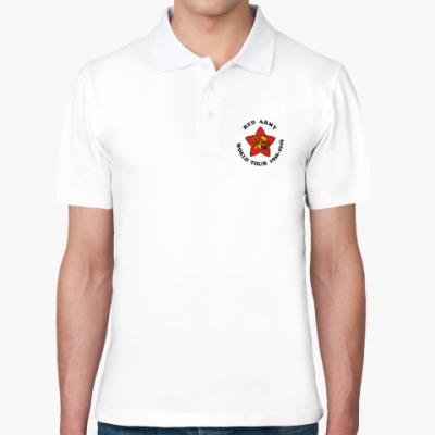 Рубашка поло Красная Армия