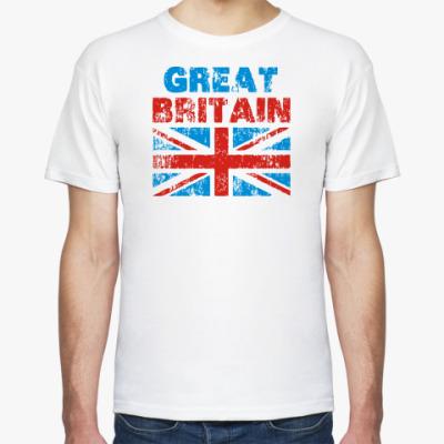 Футболка Great Britain