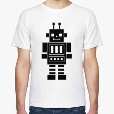 Футболка Robot