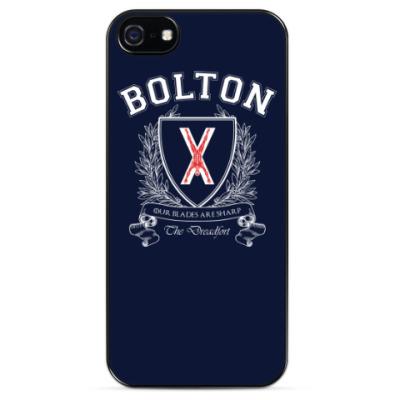 Чехол для iPhone House Bolton