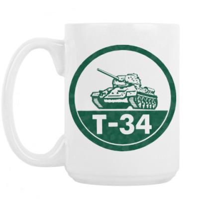 Кружка Танк Т-34