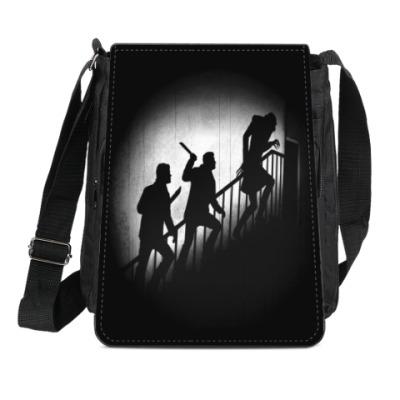 Сумка-планшет Supernatural vs Nosferatu