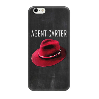 Чехол для iPhone 6/6s Agent Carter