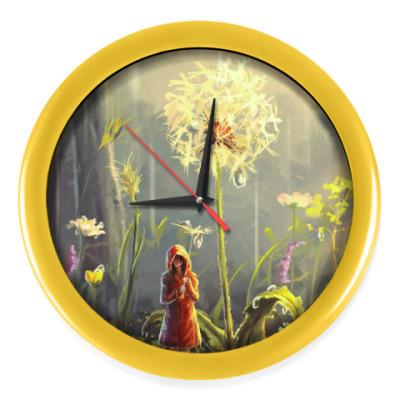 Настенные часы Часы Dandellion