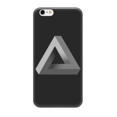 Чехол для iPhone 6/6s Невозможный Треугольник 3D