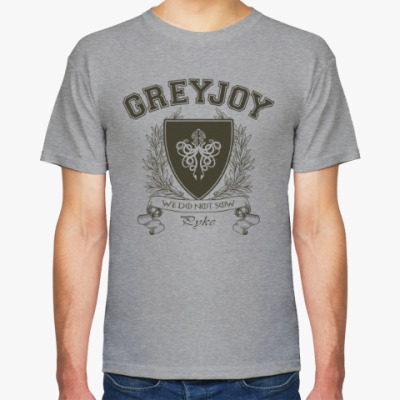 Футболка House Greyjoy