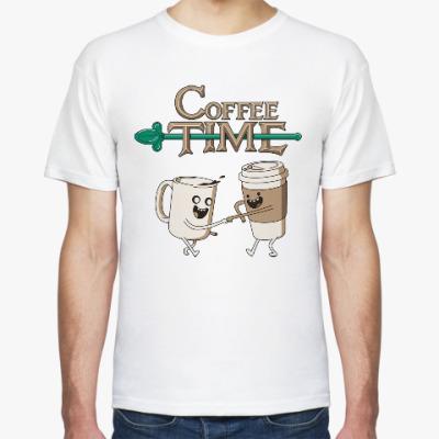 Футболка Coffee Time