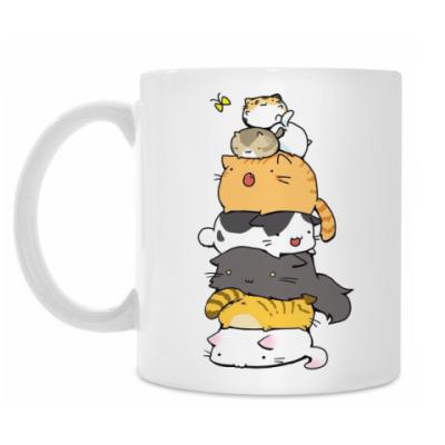 Кружка Funny Kitty's