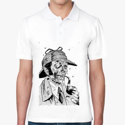 Рубашка поло zombie