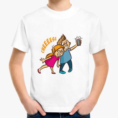 Детская футболка SELFIE KIDS