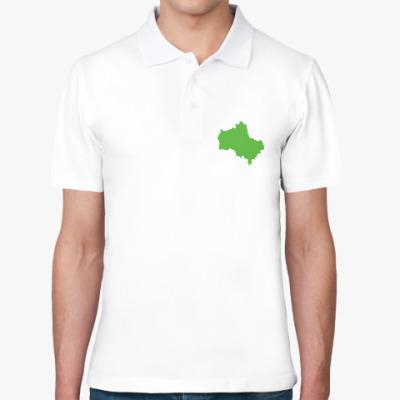 Рубашка поло Московская обл. (впишите имя своего города)