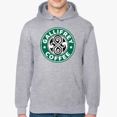 Толстовка худи Gallifrey Coffe