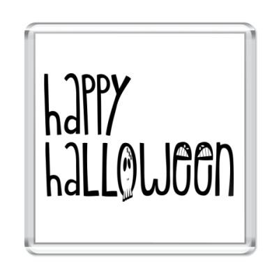 Магнит  Happy Halloween!