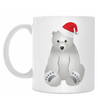 Кружка New Year Bear