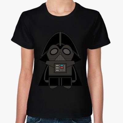 Женская футболка Star Wars: Darth Vader