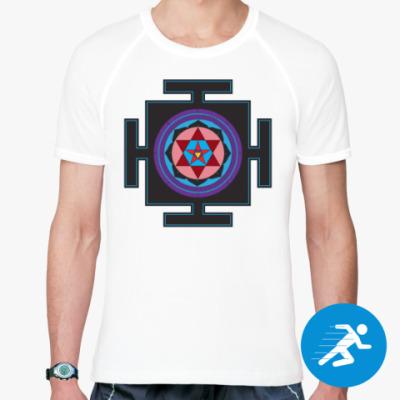 Спортивная футболка Вартали-янтра