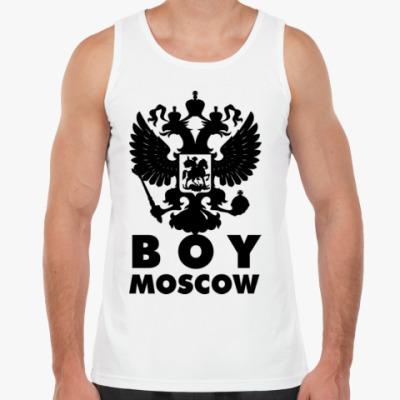 Майка BOY MOSCOW