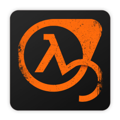 Костер (подставка под кружку) Half-Life 3