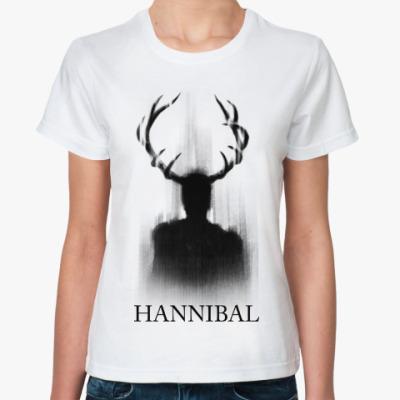 Классическая футболка Hannibal
