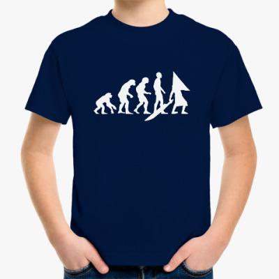 Детская футболка Pyramid Head Evolution