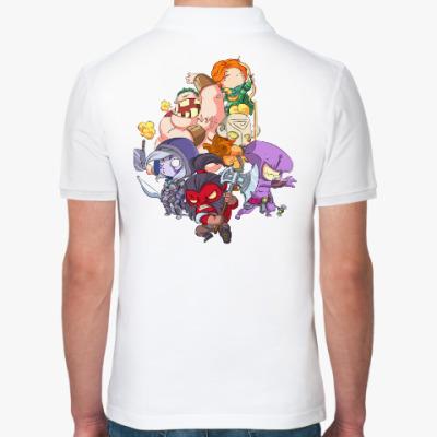 Рубашка поло Dota 2