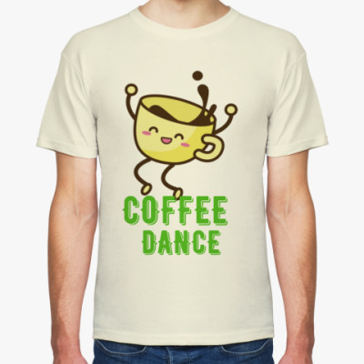 Футболка COFFEE DANCE