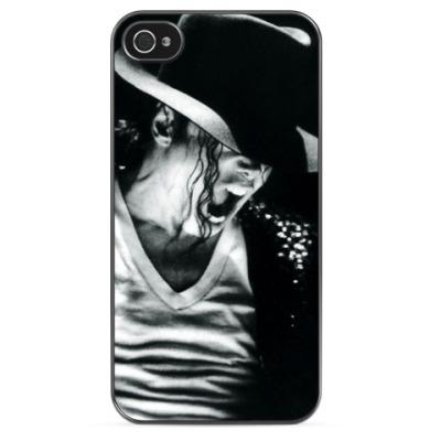 Чехол для iPhone Michael Jackson