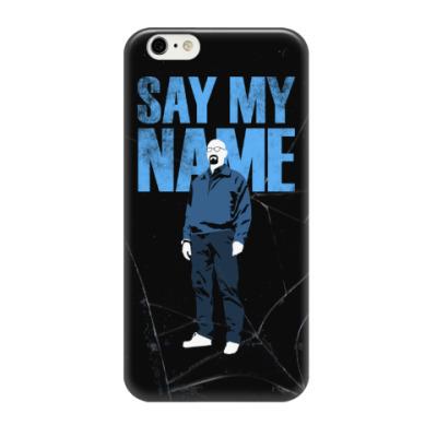 Чехол для iPhone 6/6s Heisenberg