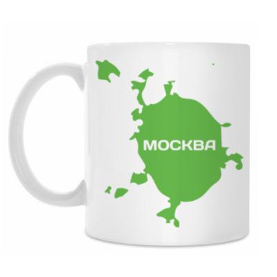 Кружка Москва