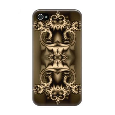 Чехол для iPhone 4/4s Винтаж