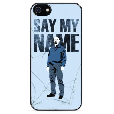 Чехол для iPhone Heisenberg