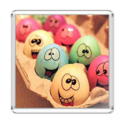 Магнит Пасхальные яйца
