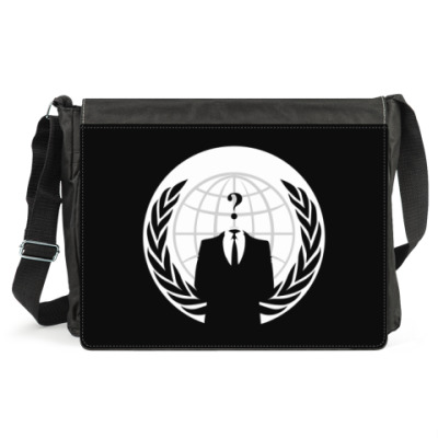 Сумка Anonymous, we are Legion!