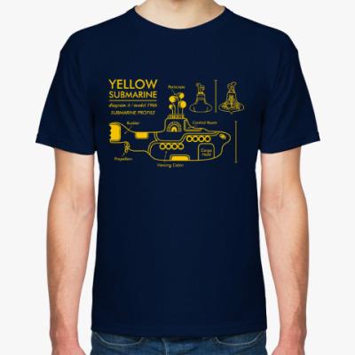 футболки с подводными лодками