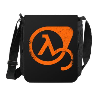 Сумка на плечо (мини-планшет) Half-Life 3