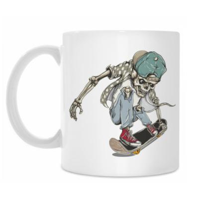 Кружка Skeleton Skater