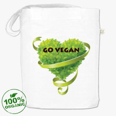 Сумка  Go vegan!