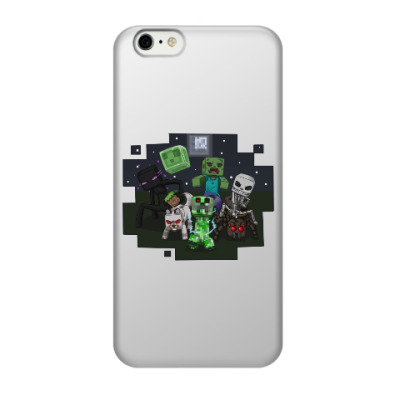 Чехол для iPhone 6/6s Minecraft