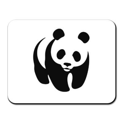 Коврик для мыши WWF. Панда