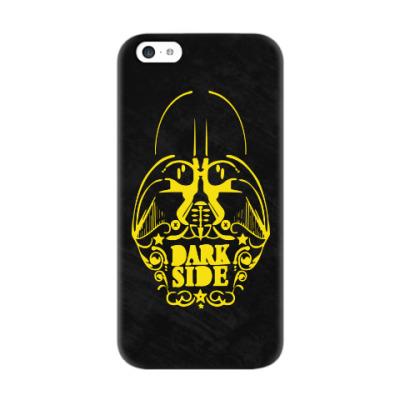 Чехол для iPhone 5c Dark Side