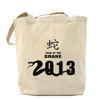 Сумка Year of the snake