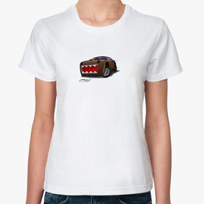 Классическая футболка Domo-car