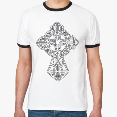 Футболка Ringer-T Крест