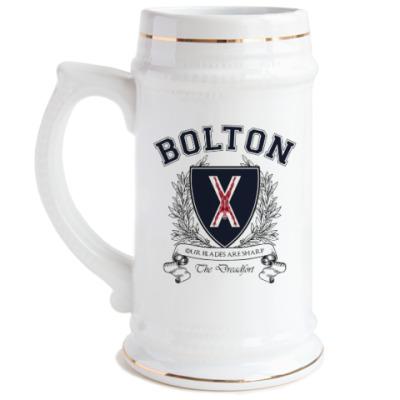 Пивная кружка House Bolton