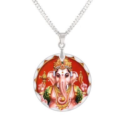 Кулон Ganesh