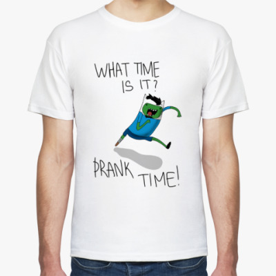 Футболка Prank Time