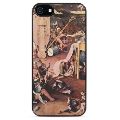 Чехол для iPhone 'Сад земных наслаждений'