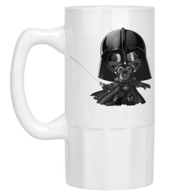 Пивная кружка Star Wars: Darth Vader