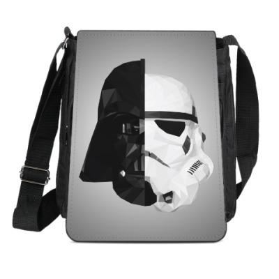 Сумка-планшет Star Wars: Вейдер и Штурмовик