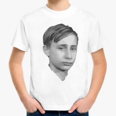 Детская футболка PUTIN YOUNG